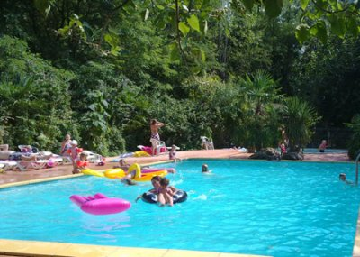 Camping Isis : Piscine Pataugeoire
